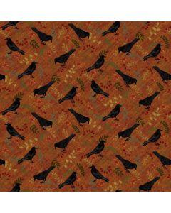 Cavalier Crows by Jan Mott
