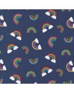 Rainbow Garden by Abi Hall