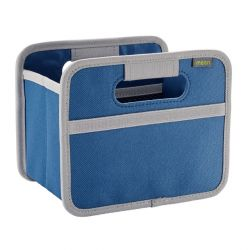 Foldable Box | Mini | Smoky Blue by Solid