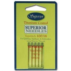 Topstitch Needles by No. 100 / 16