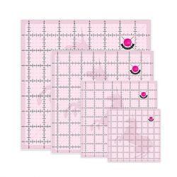 Ruler Set | Square | Unicorn by Tula Pink Hardware
