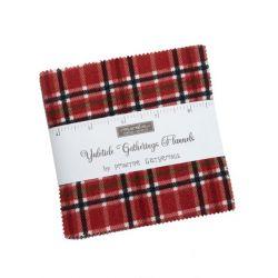 Yuletide Gatherings Flannels by Primitive Gatherings