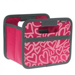 Foldable Box | Mini | Pink by Heart