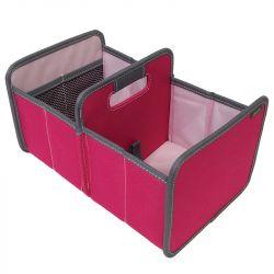 Foldable Box | Double Mini | Berry Pink