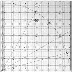 Ruler | 30x30cm